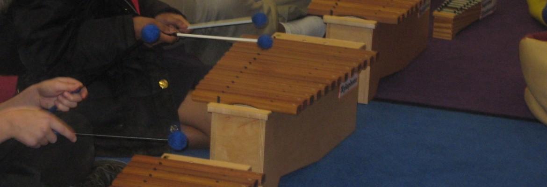 Orff Instrumente